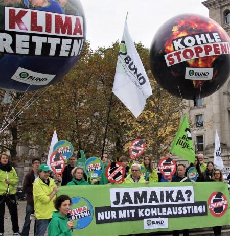 Jamaika nur mit Kohleausstieg